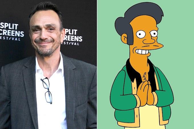 Hank Azaria dejará de interpretar a Apu en los Simpsons