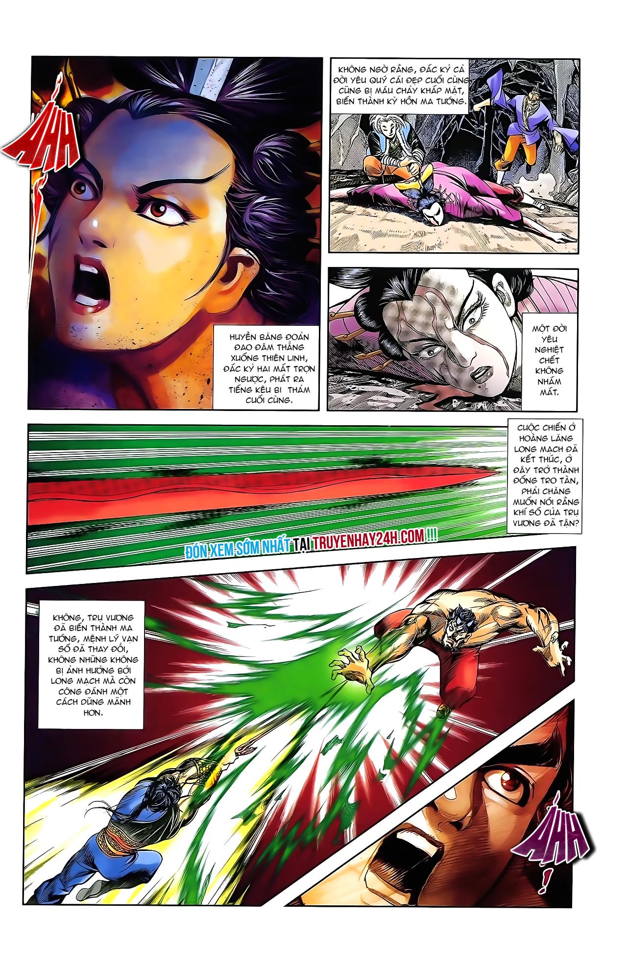 Cơ Phát Khai Chu Bản chapter 162 trang 30