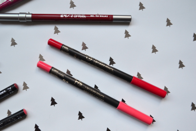 Currently Loving | Lip Liners