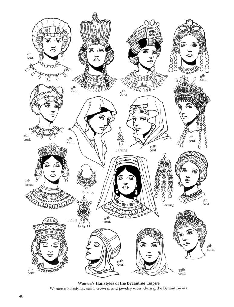 Kostüm: Império Bizantino