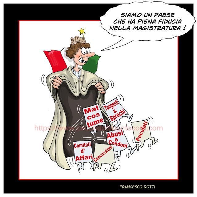 Italia magistratura
