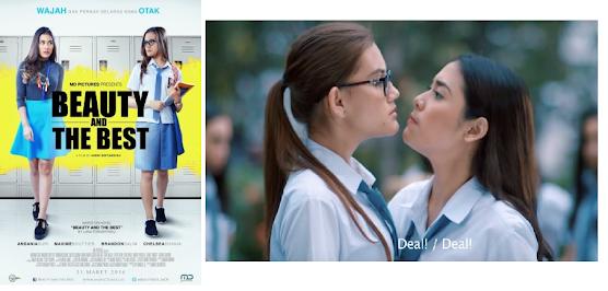 film remaja indonesia - beauty and the best - luna torashyngu