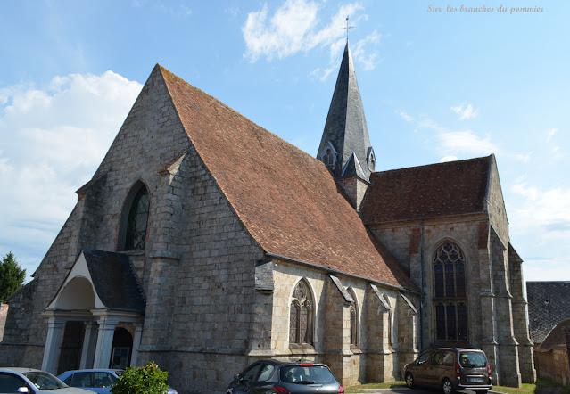 Eglise de Bully (76)