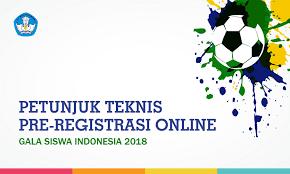 merupakan Kompetisi sepak bola untuk siswa sekolah menengah pertama  Kompetisi Gala Siswa Indonesia (GSI) Tingkat SMP Tahun 2018 - Kemdikbud