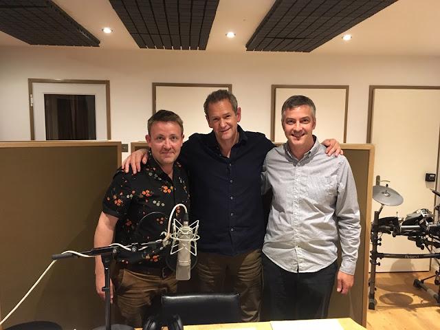 Tom Hammond, Alexander Armstrong, Bernard Hughes