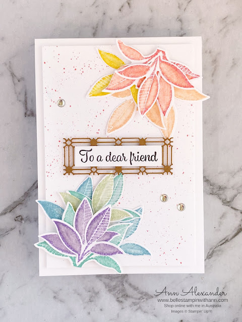 To a dear friend - Plentiful Plants