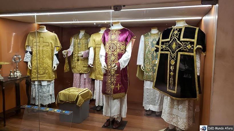 Museu de Artes Sacras e Museu da Prata - o que fazer em Ouro Preto
