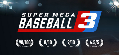 Super Mega Baseball 3-CODEX