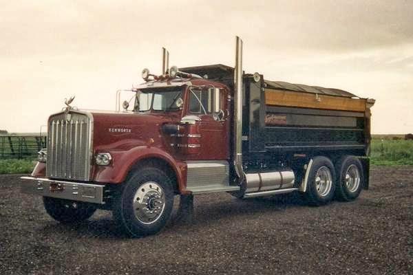 Images of Kenworth Dump Truck Craigslist - #rock-cafe