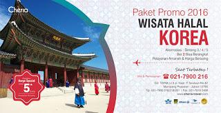 Paket Tour Korea Promo
