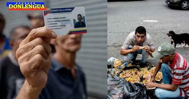 Maduro anuncia nueva entrega de Bonos a los Marginales a través del Carnet del Chantaje