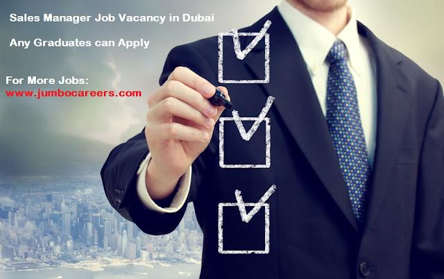Sales jobs for graduates in Dubai ..