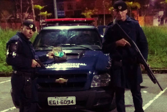 SANTO ANDRÉ - Após denúncia ROMU detém elemento por tráfico de drogas