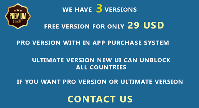 TouchVpn Pro New Servers  +  3 Versions - 2