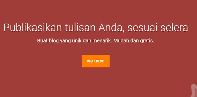 Pembuatan Blog atau Website