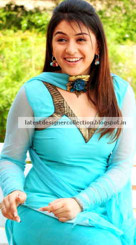 Light Blue Churidar Kameez Latest Indian Clothing And