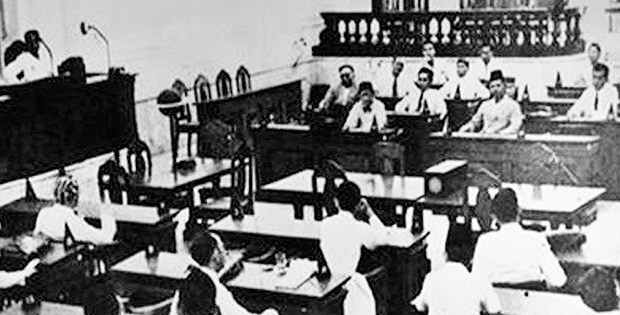 Hasil Sidang Kedua BPUPKI (10-17 Juli 1945)
