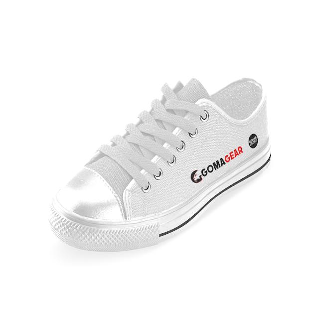 Unisex GOMAGEAR® Logo Low Cut Sneakers