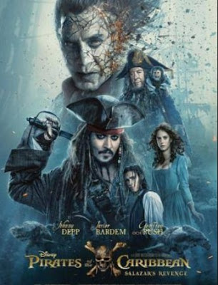 Pirates of the Caribbean: Dead Men Tell No Tales (2017) Bluray Subtitle Indonesia