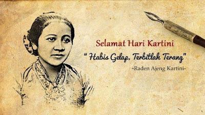 'Hari Kartini' Oleh Pdt. Dr. Andar Ismail (Pakar Pendidikan Orang Dewasa)