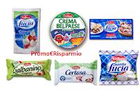 Logo Galbani Santa Lucia, Certosa, Galbanino, Formaggino Crema : stampa i coupon di settembre 2019