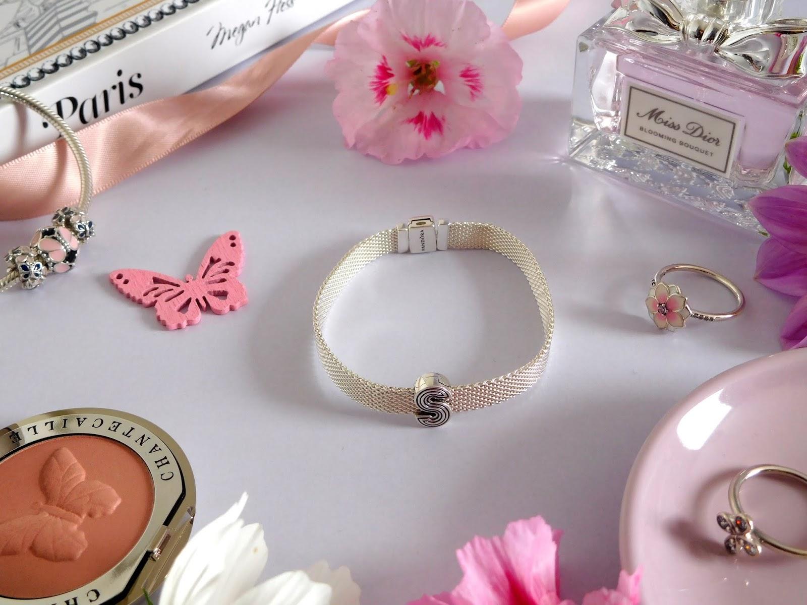 Pandora Reflexions Mesh Bracelet and Reflexions Le