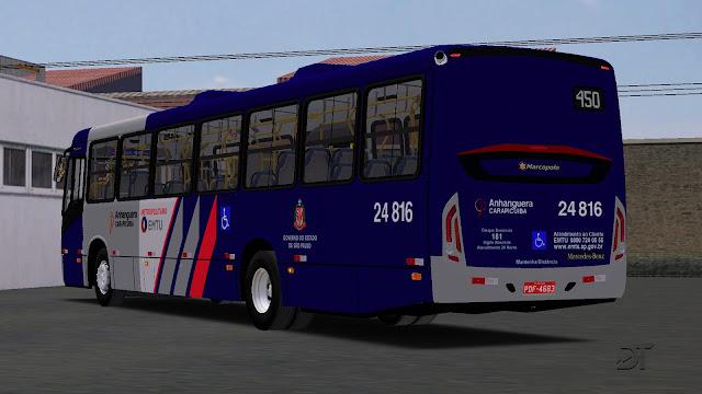 OMSI 2 - Marcopolo Torino 2014 MB OF-1724