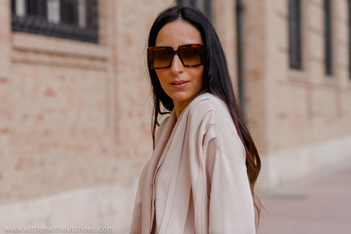 Gafas de sol / Sunglasses: modelo Mariana color School Tort AMEyewear