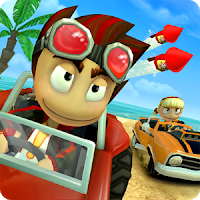 Beach Buggy Racing Apk Mod ( Unlimited Coins)