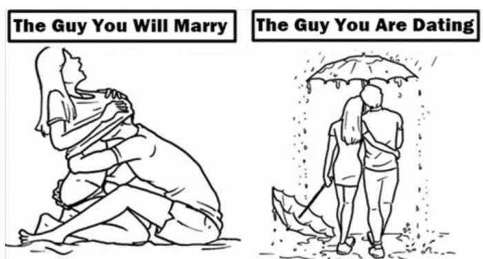 11 Differences Between The Man You Are Going To Marry And The Boy You Are Dating