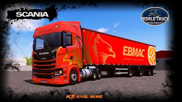 SCANIA S730 - EBMAC TRANSPORTES