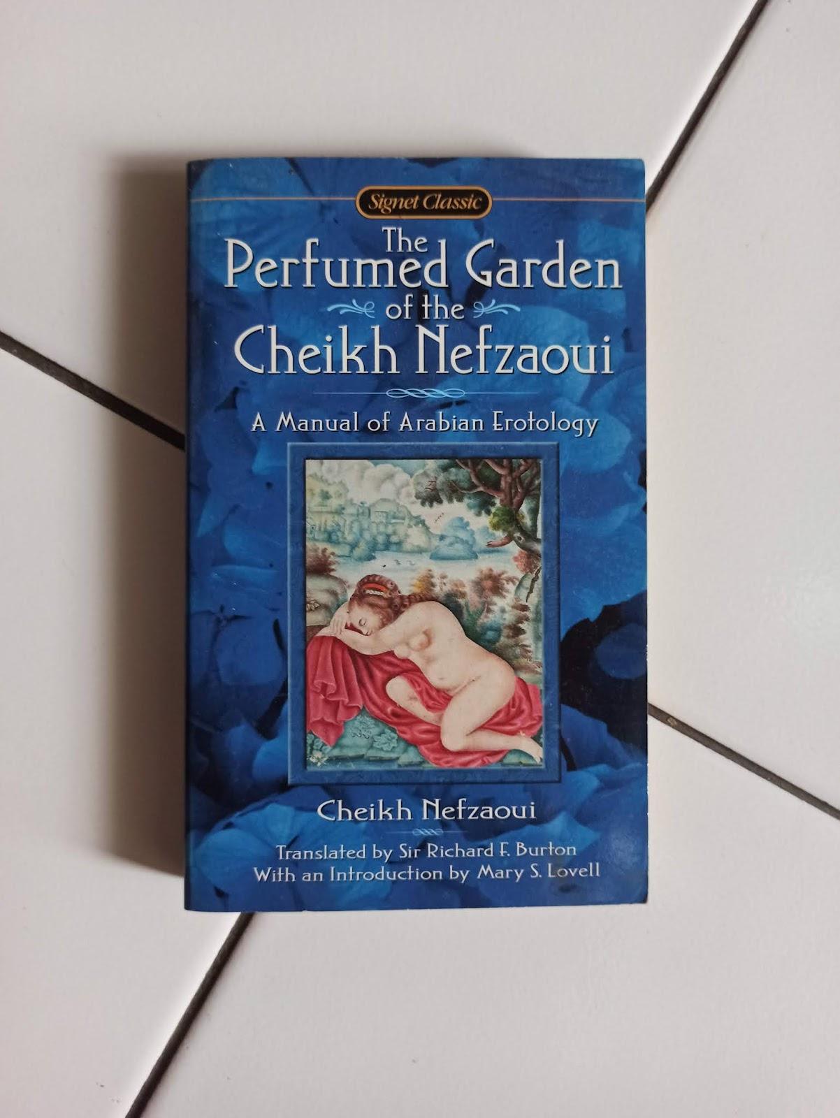A Book by Cheikh Nefzaoui