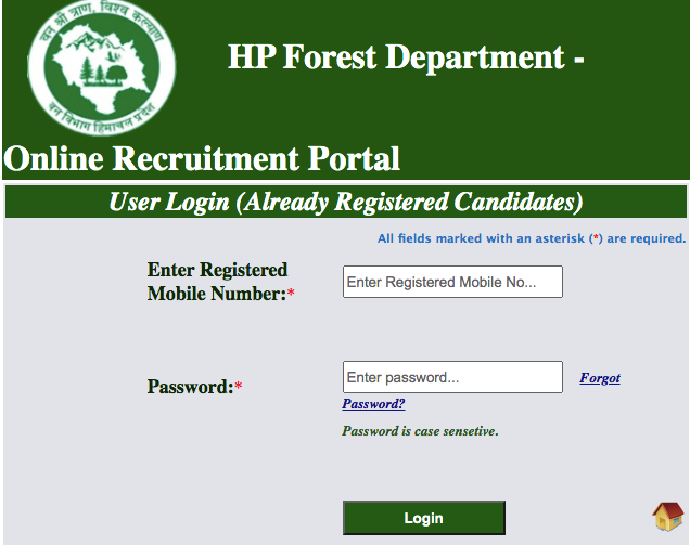HP Forest Guard Admit Card Released Download HP Forest Guard 2021 Admit Card PDF Here