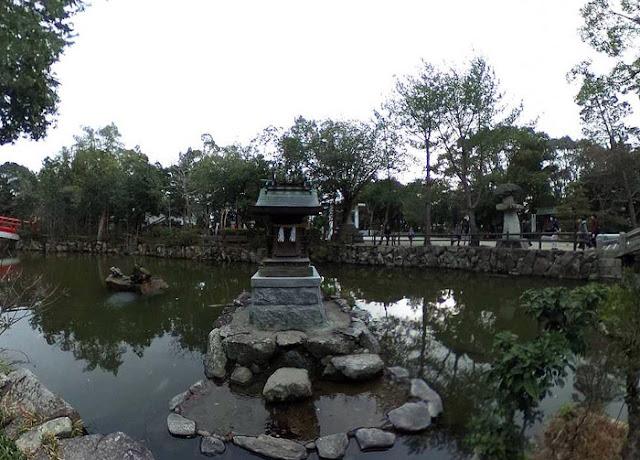淡路島 伊弉諾神宮(いざなぎじんぐう) 観光レビュー 2020/1/25