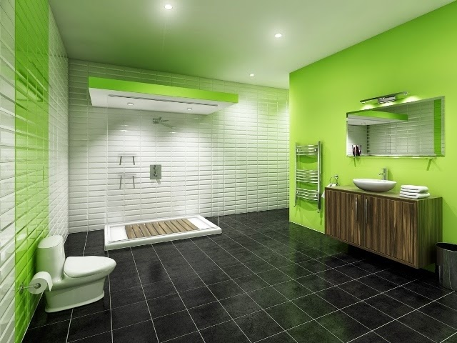 wall color ideas for bathroom