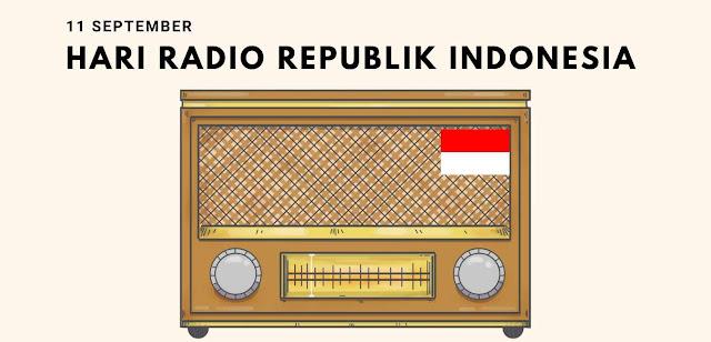 Sejarah Hari Radio Republik Indonesia (RRI) 11 September