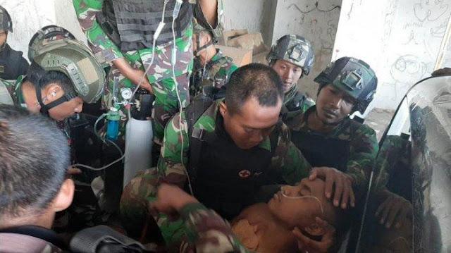 Usai Kerjakan Shalat Subuh, Dua Prajurit TNI Gugur Ditembak Kelompok Bersenjata Papua