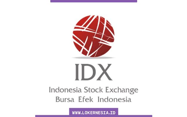 Lowongan Kerja PT Bursa Efek Indonesia 2021
