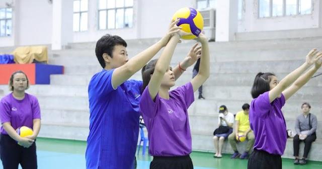 Cầu thủ trẻ Thái Lan được AVC đầu tư vị trí chuyền hai