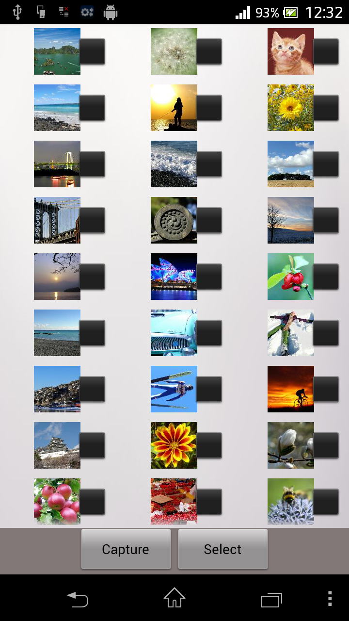 Android Select multiple images from gallery | Custom Android