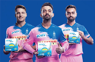 KEI-Rajasthan Royals ink partnership, second time in a row