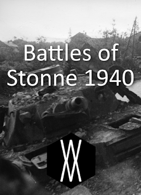Armored Fist Scenario - Battles of Stonne 1940, Grossdeutschland vs the 3e DCr