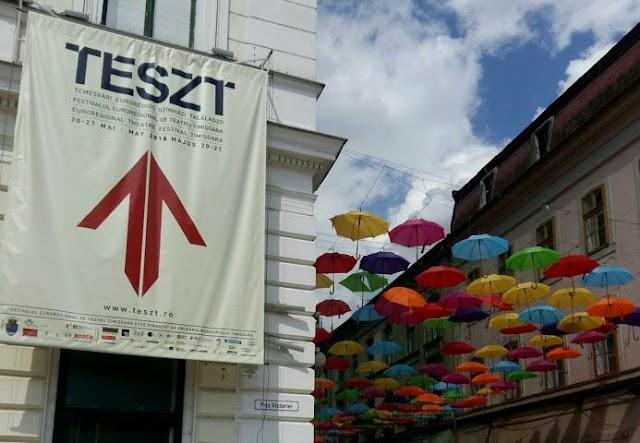 Elmarad az idén a temesvári TESZT színházi fesztivál