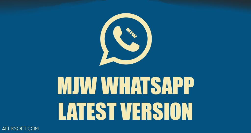 MJW WhatsApp