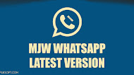 Download MJW WhatsApp v8.35 Latest Version