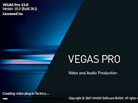 MAGIX Vegas Pro 15.0 Build 261 Full Version