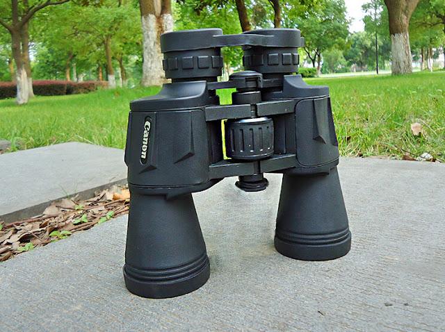 Kính Thiên Văn AZ: Ống nhòm hai mắt Canon 20x50
