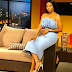 Toke Makinwa reveals doctors removed 12 fibroids from her body last month