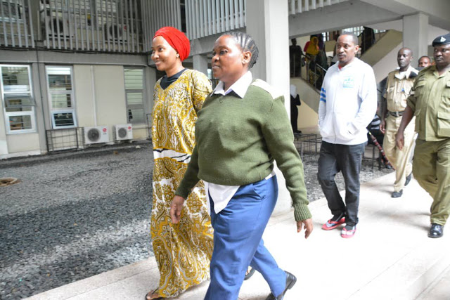 Shamimu Mwasha and husband diagnosed with Case to Answer