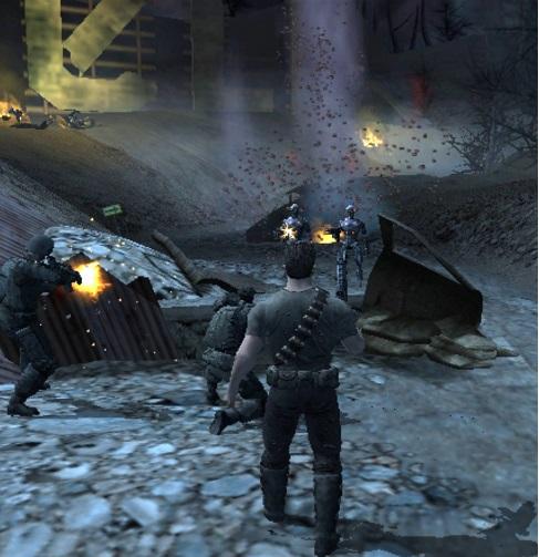Terminator 3 Redemption para PC